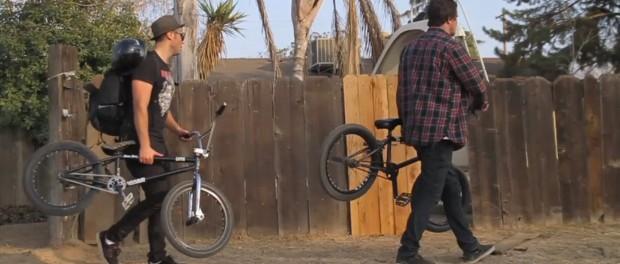 BMX: Slash And Burn In Fresno