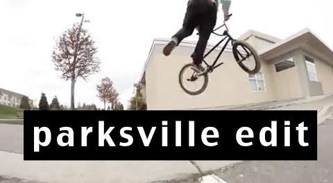 BMX  # Weekend in Parksville # Street & Park Mix #