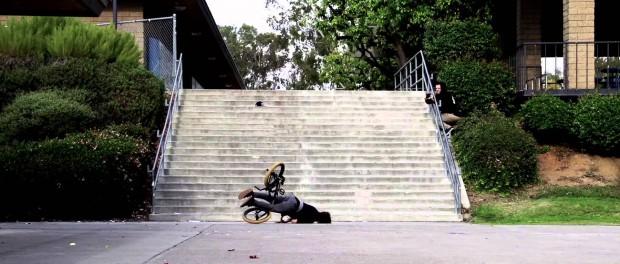 20 STAIR EL TORO BMX CRASH TO THE HEAD