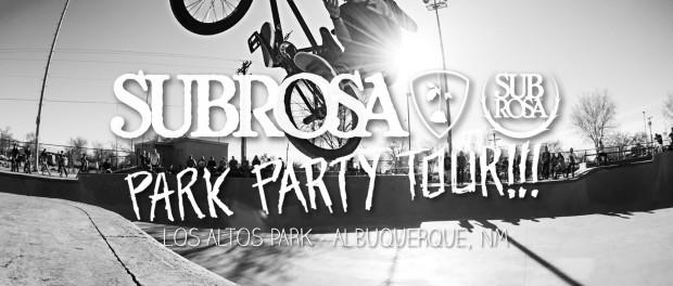 Albuquerque Park Party – Subrosa Brand