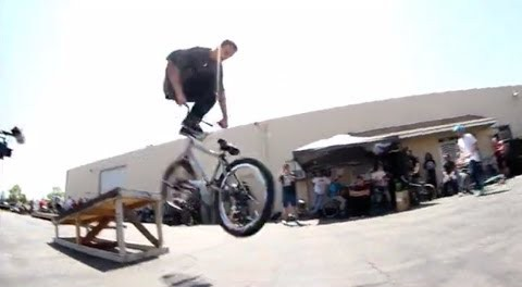 Alec Siemon – Amazing Nose Manual To Tailwhip