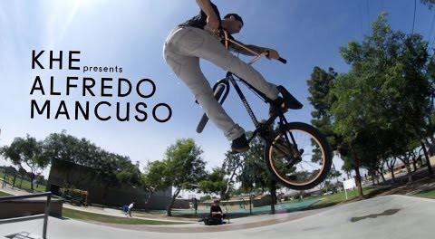 BMX – Alfredo Mancuso KHE Bikes Edit 2014
