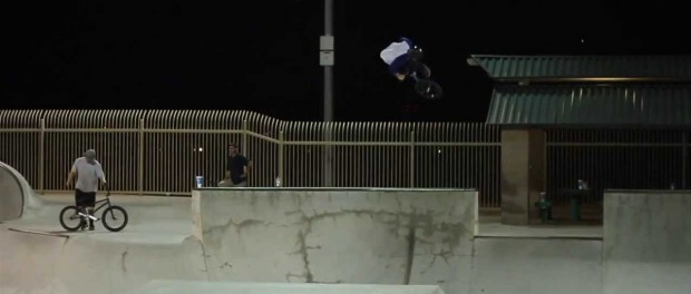 BMX – Cory Foust – Way Out West