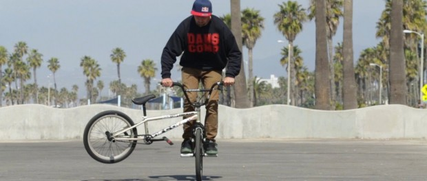 BMX: How-to Whiplash With Terry Adams