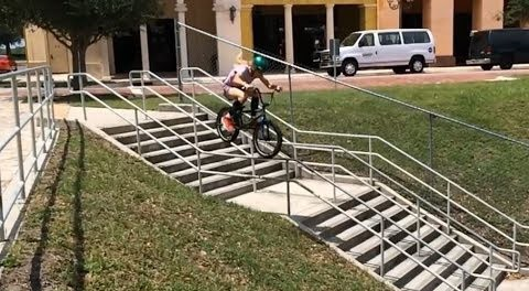 BMX – Is This The Best Girl BMX Rider Ever?