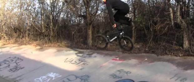 BMX – Mark Burnett – Welcome to Sunday