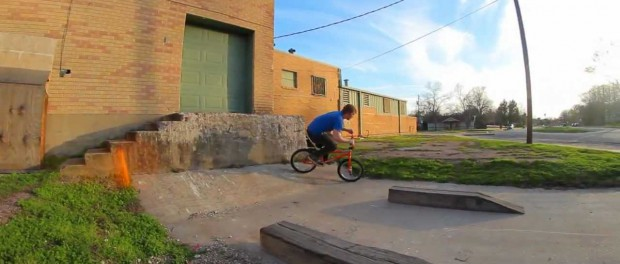 BMX – Seth Peterson – From the Lone Star to the North Star