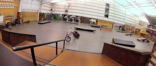 BMX – Sun-dazed at Woodward West