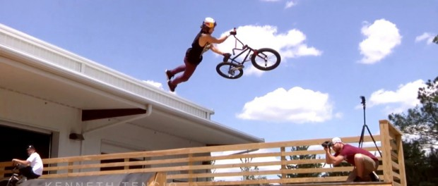 BMX: The Grand Opening Of Daniel Dher's Park