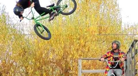 BMX – Tom Dugan & Mike Aitken – Montana / Idaho