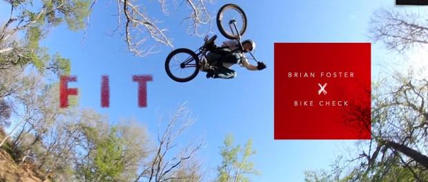 Brian Foster Bike Check