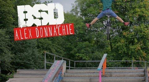 BSD – Alex Donnachie – KG session