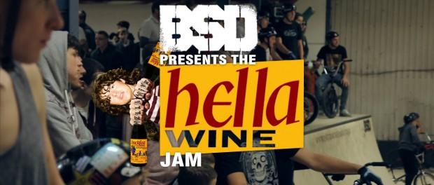 BSD Hella Wine Jam 2012