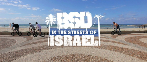 BSD 'In the streets of ISRAEL'