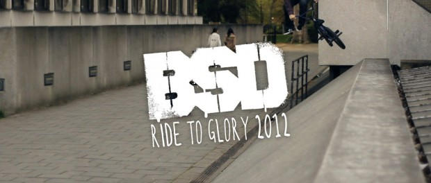 BSD Ride to Glory 2012