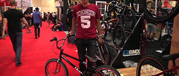 Deluxe at Interbike 2013