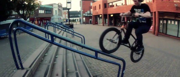 Federal BMX – A Day With Millsy