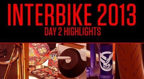 Interbike 2013: Day 2 Highlights
