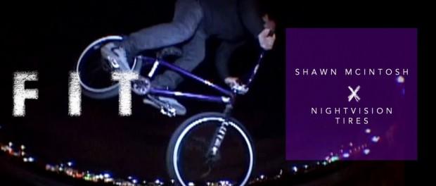 Nightvision Tires x Shawn McIntosh