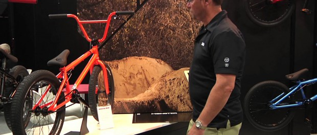 Redline at Interbike 2013