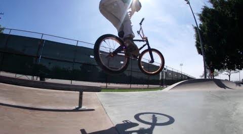 Alfredo Mancuso – Quick Skatepark Clip #AWESOME