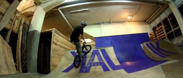 BMX – Backyard Session #AWESOME #svenfackert