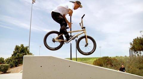 BMX – CHAD KERLEY & FRIENDS SKATEPARK VIDEO