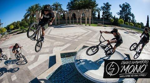 """BMX – DIEGO """"MONO"""" NAVARRO FOR SHADOW 2014"""