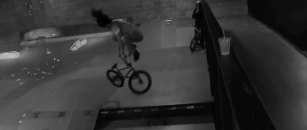 BMX – Shane Weston / Pat Morse At Sixth Ave