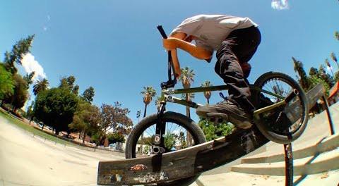 BMX – Skatepark Day with Tony Neyer, Jake Seeley & Tom Villarreal