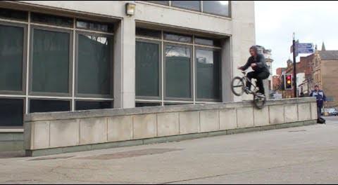"""BMX STREET – BENGO'S DUB """"HOMEGROWN"""" SECTION"""