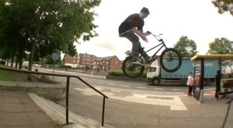 BMX Street – Josh Roberts DUB x Skavenger Video
