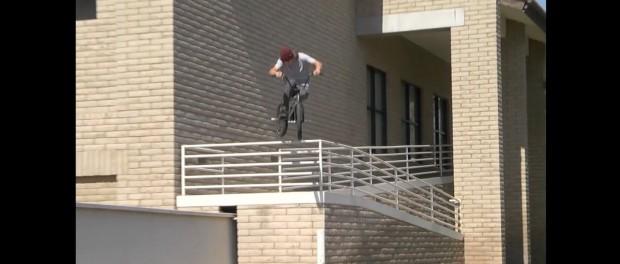 BMX STREET – NICK SEABASTY 2014 PRIMARY VIDEO