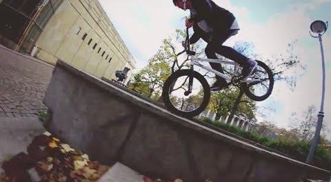 BMX Street – Robin Kachfi #AWESOME