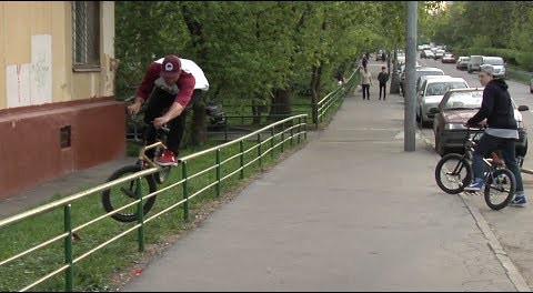 BMX STREET – STRESS APRIL VIDEO