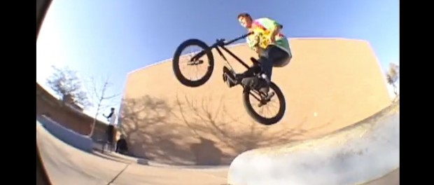 BMX – The Gully Factory – (Garbage.mov)