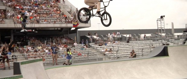 BMX: X Games 2014 – Chase Hawk's Medal Run In Park