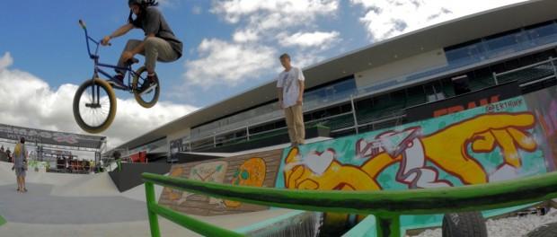 BMX: X Games 2014 – First Street Practice Video