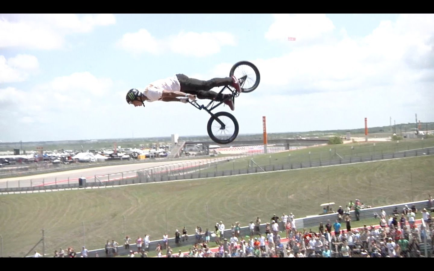 BMX: X Games 2014 – Kyle Baldock's Gold Medal Winning Dirt