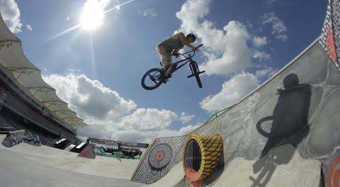 BMX – X Games 2014 Street