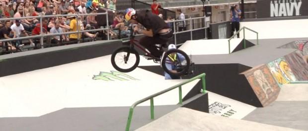 BMX: X Games 2014 – Street Finals Highlights