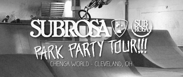 Chenga World Park Party – Subrosa Brand