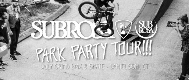 Daily Grind Park Party – Subrosa Brand