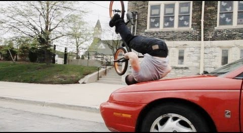 Original Bike Tricks from Tim Knoll
