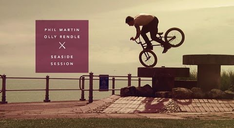 Phil Martin & Olly Rendle – Seaside Sessions