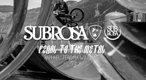 """Raphael Jeroma – Williams """"Pedal to the Metal"""""""