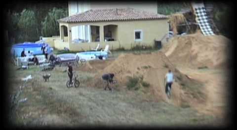 Source BMX 'GOLD MEDS!' Extras – UNUSED RIDING