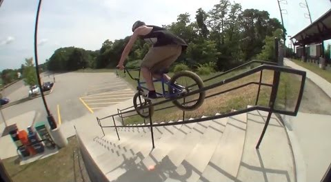 BMX – 16 Year Old Andrew White & Andrew Lettieri