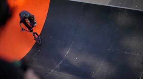 BMX – Alex Coleborn goes crazy! check this!