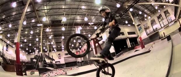 BMX – CULT'S 10 YEAR OLD RIDER, MAX VU